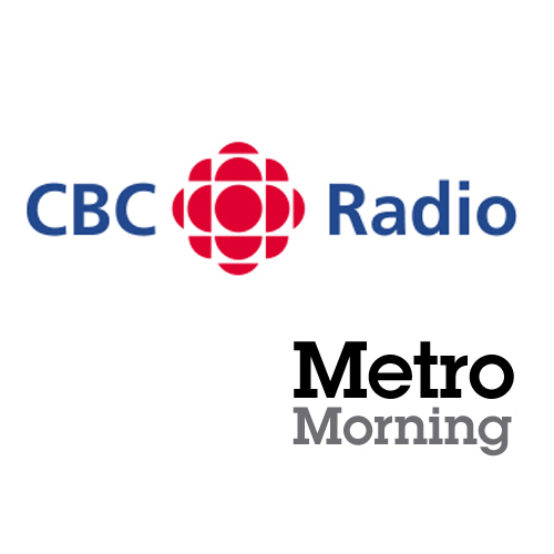 Who is NOBODY? on CBC Metro Morning