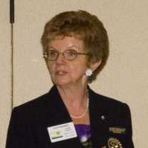 Testimonial - Joan Hayward - Past Rotary District 7070 Governor - District Chair for Literacy