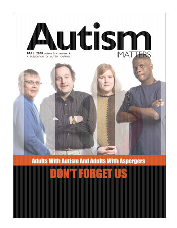 Who Is NOBODY? as featured in the Autism Matters magazine