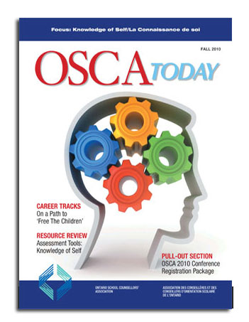 Who Is NOBODY? as featured in the OSCA Today magazine